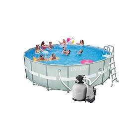 Бассейн каркасный Intex 28336 (549х132 см) с фильтрующим насосом и аксессуарами