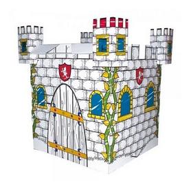 """Домик игровой картонный Bino """"Замок"""""""