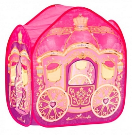 """Палатка детская Bino """"Карета для принцессы"""""""