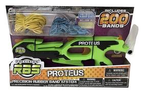 "Бластер стреляющий резинками Super Impulse ""Proteus"""