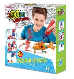"""Набор для детского творчества с 3D-маркером IDO3D """"Мальчики"""""""