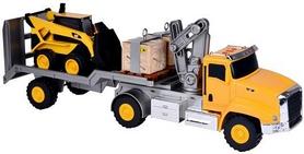 Подъемный кран Toy State с мини погрузчиком 23 см (34800)