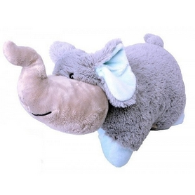 "Подушка декоративная PillowPets ""Слоненок"" 25 см"