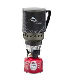 Система для приготовления пищи Cascade Designs WindBurner Stove System 1 л черная
