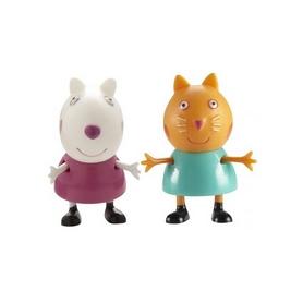 """Набор фигурок Peppa """"Пеппа и ее друзья"""" (Сюзи, Кэнди)"""