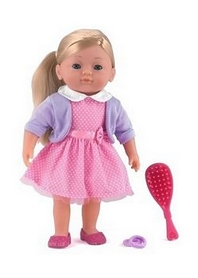"Кукла Dolls World ""Шарлотта-шатенка"" 36 см"