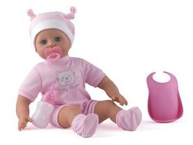 """Кукла Dolls World """"Феба"""" которая плачет 46 см"""