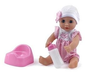 """Кукла Dolls World """"Я пью и писаю"""" 30 см"""