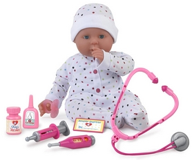 "Кукла Dolls World ""Долли-доктор"" 46 см"