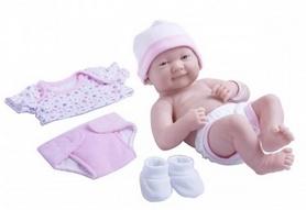 Пупс JC Toys Newborn Весельчак с аксессуарами 36 см