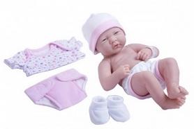 Пупс JC Toys Newborn Мечтатель с аксессуарами 36 см