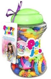 Игровой набор Dave Toy Poppy Jewel для изготовления украшений 300 деталей