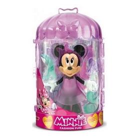 """Фигурка Minnie&Mickey Mouse Гламур """"Минни-модница"""""""