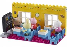 Конструктор Peppa Pig Идем в школу 06036 (37 деталей)