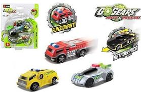 """Машинка игрушечная Bburago GoGears """"Спецслужбы"""""""
