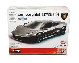 Авто-конструктор Bburago Lamborghini Reventon (серый, 1:32)