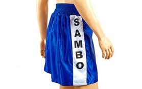 Фото 3 к товару Форма для самбо Combat Budo синяя