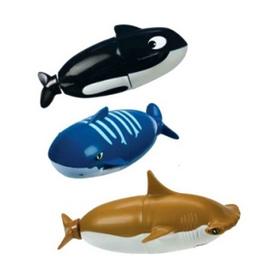"""Игрушка для игр в воде ToySmith """"Житель океана"""""""
