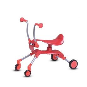 Каталка-толокар Smart Trik Springo, красная (9003500)