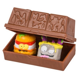 """Набор игровой Moose GG S2 """"Шоколадный батончик"""" (2 фигурки в контейнере)"""