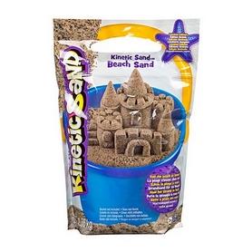 Песок кинетический Kinetic Sand Beach натуральный 71435