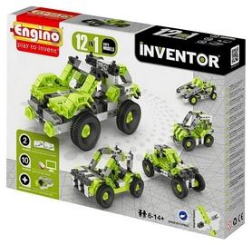 """Конструктор Engino Inventor 12 в 1 """"Автомобили"""""""
