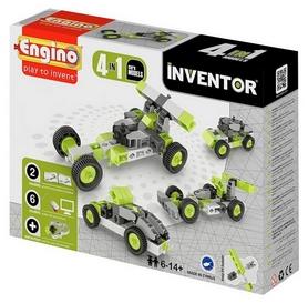 """Конструктор Engino Inventor 4 в 1 """"Автомобили"""""""
