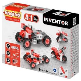 "Конструктор Engino Inventor 4 в 1 ""Мотоциклы"""