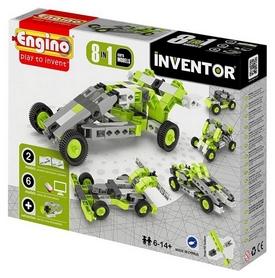"""Конструктор Engino Inventor 8 в 1 """"Автомобили"""""""