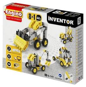 """Конструктор Engino Inventor 8 в 1 """"Строительная техника"""""""
