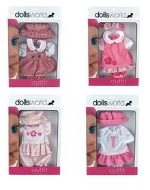 Одежда игрушечная Dolls World для куклы до 41 см