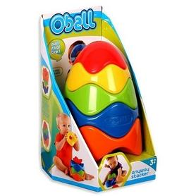 """Игрушка развивающая Kids II OBall  """"Красочная пирамидка"""""""