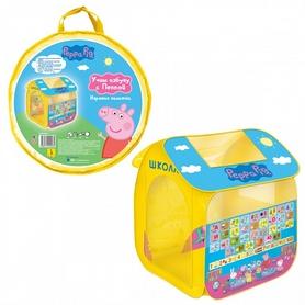 Палатка детская Peppa Pig Учим азбуку с Пеппой