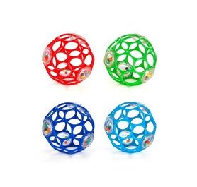 Мяч Kids II OBall с погремушкой 10 см