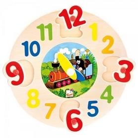 "Часы-пазлы Bino ""Кротик"" 13751"