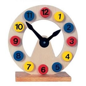 Часы деревянные Bino 84050