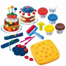 """Набор для лепки PlayGo """"Мастерская тортов"""""""