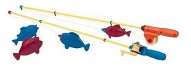 Набор игровой Battat Lite Магнитная рыбалка