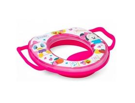 """Накладка на унитаз детская Кeeeper """"Minnie"""" 8681 розовая"""