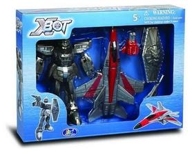 """Набор игровой X-Bot Робот-трансформер """"Самолет, Воин"""""""