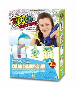 """Набор для детского творчества с 3D-маркером IDo3D """"Меняющий цвет"""" 166060"""