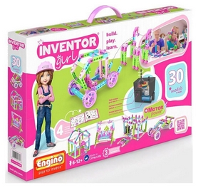 "Конструктор Engino Inventor Princess Motorized ""30 в 1"" IG30"