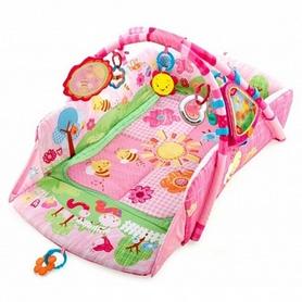 """Игровой центр Kids II """"Веселый сад"""" розовый"""