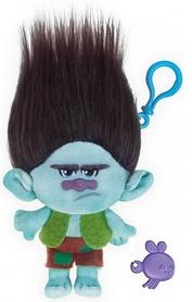 Игрушка мягкая с клипсой Тролли Zuru Trolls Grumpy Branch 22см бирюзовая