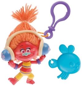 Игрушка с клипсой Тролли Zuru TrollsDJ Suki 10,5 см оранжевая