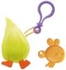 Игрушка с клипсой Тролли Zuru Trolls Fuzzbert 10,5 см салатовая