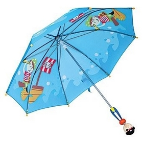 "Зонтик Bino ""Пират"" 82792 голубой"