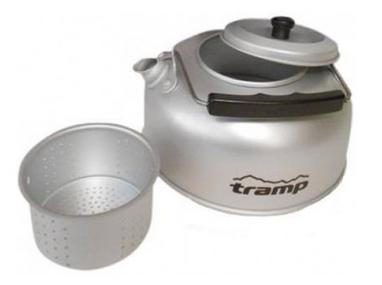 Чайник туристический Tramp TRC-038 900 мл