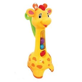 """Игрушка-каталка Kiddieland """"Аккуратный жираф"""""""