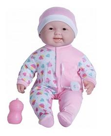 Пупс-великан JC Toys Весельчак в розовой шапочке 51 см розовый